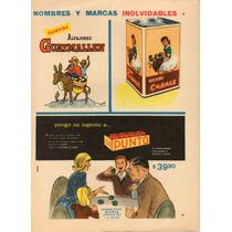 Antigua Propaganda-guaymallen - Canale Y Punto