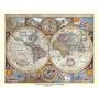 Planisferio Antiguo Simplefaz 50 X 64cms.mod 705a-1626/46