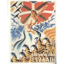 Guerra Civil Española-propaganda Politica-lamina-22 X 28(51)