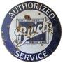 Poster Carteles Antiguos Chapa 50cm Buick Service Au-242