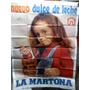 Afiche Antiguo Dulce De Leche La Martona Muy Bueno