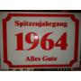 Patente Con Año 1964 En Aleman