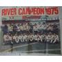 Poster Afiche River Campeon 1975