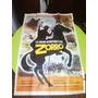 Afiche De El Zorro La Gran Aventura Año1976