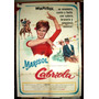 Marisol !!!!!!! Afiche Cine Orig 1965 Cabriola N423
