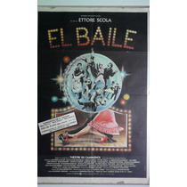 El Baile 0047 Ettore Scola Afiche De 1.10 X 0.75
