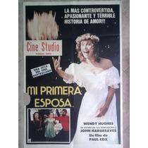 Mi Primera Esposa 0901 Afiche De 1.10 X 0.75