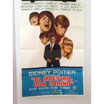Afiche De Cine - Al Maestro Con Cariño