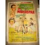 Cine Afiche La Madrastra Jorge Salcedo Año 1960
