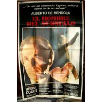 El Hombre Del Subsuelo ! Afiche Cine Original 1981 M205