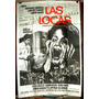 Las Locas Afiche Cine Original 1977 Mercedes Carreras M226
