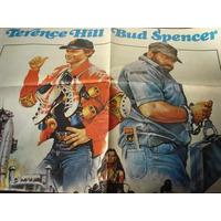 Afiche Original Del Film: Dos Locos Con Suerte