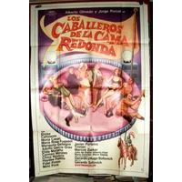Alberto Olmedo Jorge Porcel Afiche Cine Orig 1973 N415