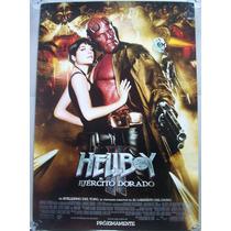 Poster Cine Hellboy Ii