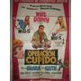 Poster Pelicula * Operacion Cupido Disney * Año 1961