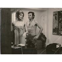 Foto Cine - Veni Conmigo - Susana Gimenez - Año 1973