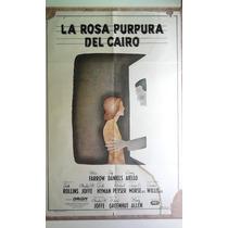 La Rosa Purpura Del Cairo 0149 Woody Allen 1.10 X 0.75