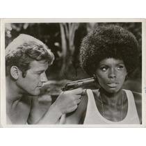 Foto Cine - 007 Vive Y Deja Morir - Lobby Card - Año 1973