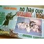 Antiguo Afiche Cine Palito Ortega No Hay Que Aflojarle Vida
