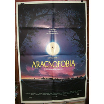 Aracnofobia Jeff Daniels Terror Afiche Cine Orig 1990 N578
