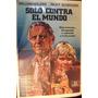 Poster Solo Contra El Mundo William Holden No Es Reimpresion
