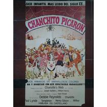 El Chanchito Picaron 3032 Hanna Barbera 1.10 X 0.75