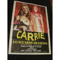 Carrie (afiche Italiano)