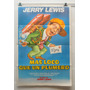 Jerry Lewis Mas Loco Que Un Plumero Cine Original 70s 80