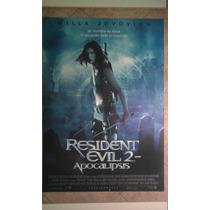 Resident Evil 2 0451 Milla Jovovich Afiche De 1 X 0.70