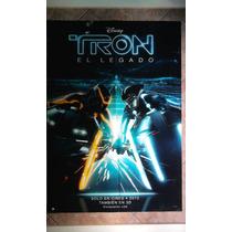 Tron El Legado 0418 Disney Afiche De 1 X 0.70