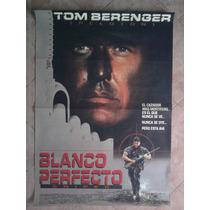 Blanco Perfecto 1058 Tom Berenger Afiche De 1 X 0.70