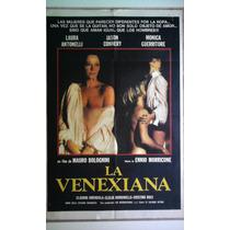La Venexiana 0198 Laura Antonelli Afiche De 1.10 X 0.75