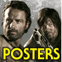 Posters A3 Walking Dead Zombies - Papel Fotografico!