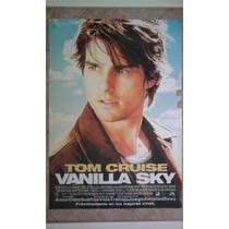 Vanilla Sky 0394 Tom Cruise Afiche De 1 X 0.70