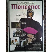 Monseñor 2482 Christopher Reeve Afiche De 1.10 X 0.75