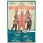 Afiche Un Terceto Peculiar Susana Gimenez Moria Casan 1982