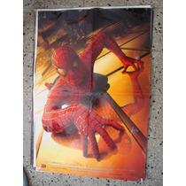 Afiche Orig D Cine 1m X72cm El Hombre Araña.