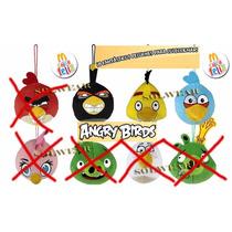 Angry Birds Mac Donalds 2015