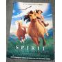 Poster Spirit - Cine Animacion Dreamworks Dibujos Animados