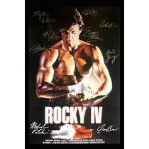 Carteles Antiguos Chapa Poster 60x40cm Rocky 3 Balboa Fi-012