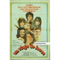 Afiche Un Viaje De Locos Donald, Taryn Power Marcote 1974