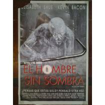 El Hombre Sin Sombre 2870 Bacon Afiche De 1.10 X0.75