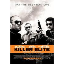 Poster Cine Asesinos De Elite