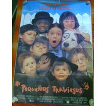 Poster Cine Pequeños Traviesos
