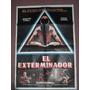 Poster Película El Exterminador Con Chuck Norris