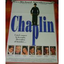 Poster Cine Chaplin