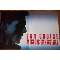 Mision Imposible Y El Jorobado De Notre D Mini Poster Doble