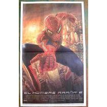 Poster Pelicula El Hombre Araña 2 Diario Daily Bugle