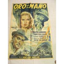 Afiches De Cine Antiguos Con Pepita Serrador