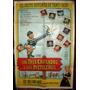 Los Tres Chiflados Y Los Pistoleros Afiche Orig 1965 N384